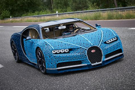 When i first saw the. Yes, This Life-Size LEGO Bugatti Chiron Is Fully Drivable | PURSUIT