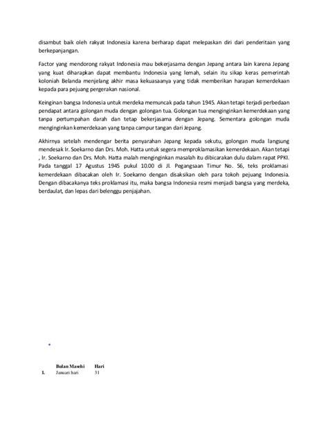 Kebijakan voc dan pengaruhnya bagi rakyat indonesia