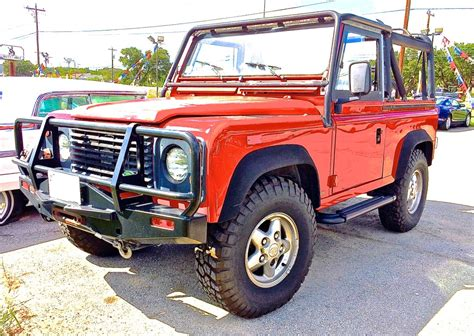 land rover defender   sale atx car pictures real