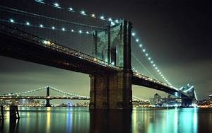 brooklyn, bridge, nyc, wallpapers