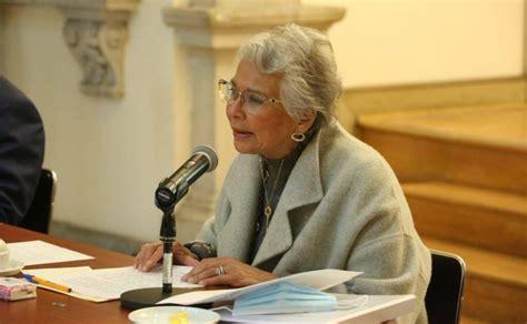 Olga Sánchez Cordero y el caso Florence Cassez