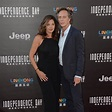 William Fichtner supported by wife at premiere