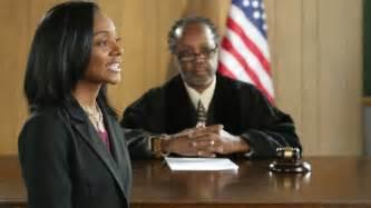 Female Lawyers Black Women