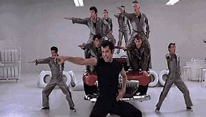 Greased Lightning Grease GIF - Find & Share on GIPHY