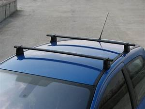 Barre De Toit Ford Fiesta : barres de toit pour ford fiesta 5 portes de 1990 1996 hayon gfj avec points fixes de toit tot ~ Voncanada.com Idées de Décoration