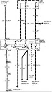 Need Headlight Switch Wiring Diagram For Mercury