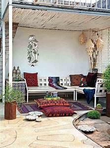 coussin de sol exterieur idees pour le jardin et la terrasse With tapis exterieur avec roux morestel canape