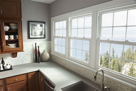 classic kitchen flawless view simonton windows doors