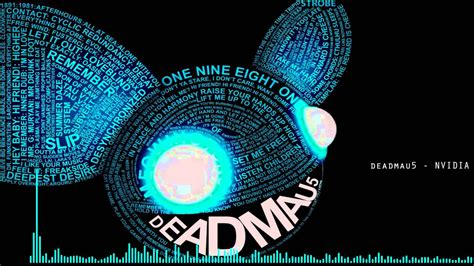 Animated Dj Wallpaper Desktop - deadmau5 dj wallpaper for desktop background by nvidia