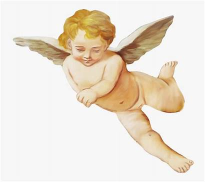 Angel Aesthetic Clipart Angels Cupid Flying Transparent