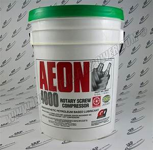 Gardner Denver 28h57 Aeon 4000 Lubricant