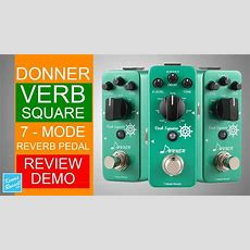Donner Verb Square Review & Demo  Good, Small