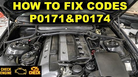 How To Fix P0171 & P0174 Codes + Common E46 Vacuum Leaks