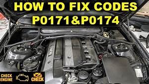 How To Fix P0171  U0026 P0174 Codes   Common E46 Vacuum Leaks
