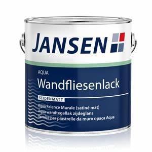 Jäger Aqua Fliesenlack : fliesen berstreichen mit aqua wandfliesenlack jansen ~ Watch28wear.com Haus und Dekorationen