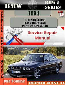 Bmw 5 Series 1994 Factory Service Repair Manual Pdf