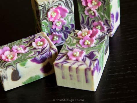 floral soap ideas images  pinterest soap making handmade soaps  natural soaps