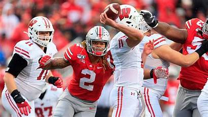 Chase Young Ohio State Football Wisconsin Heisman