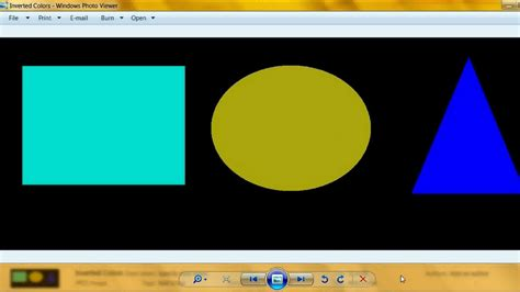 invert colors in paint 28 images color flip rotate
