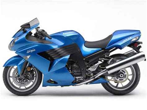 Kawasaki Motorcycle Zx14 Photos