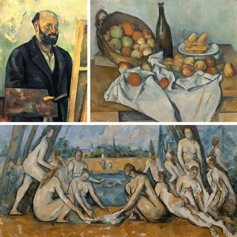 Paul Cezanne Best Paintings Why Post Impressionist Painter Paul C 233 Zanne Is Known As