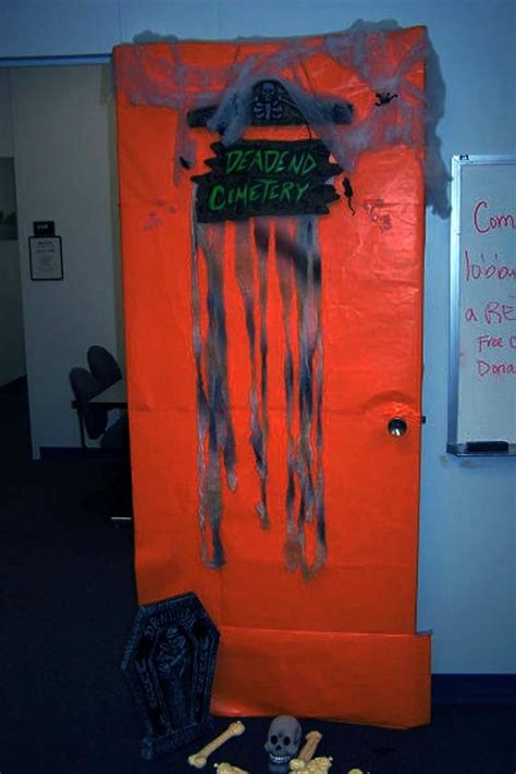 Scary Door Decorating Contest Ideas - door decorating contest ideas ayanahouse