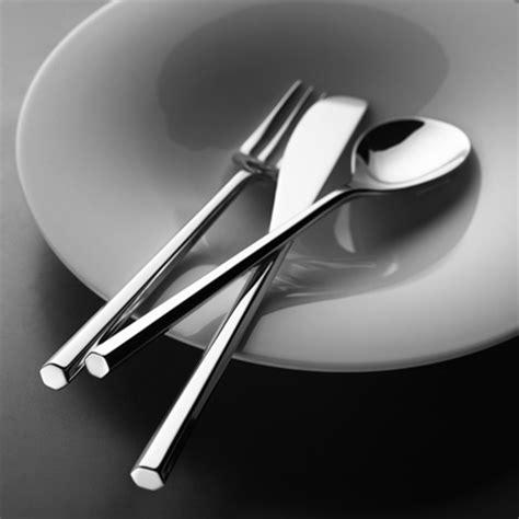 cutlery set designed  architect toyo ito