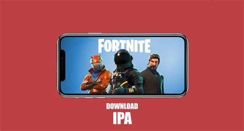 fortnite mobile ipa link  ios