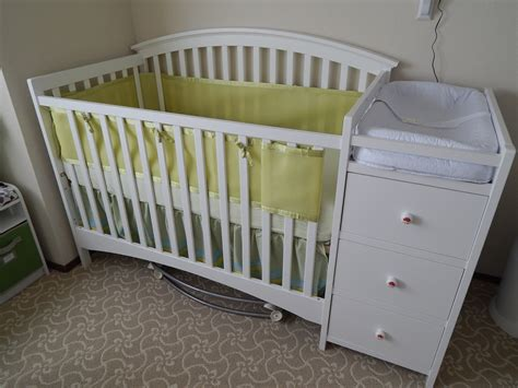 cribs with storage nursery fresh frippery