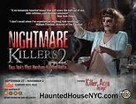 KILLERS2 is coming for you. NYC's most horrifying haunted ...