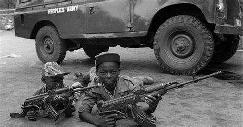 group therapy  heal  child soldiers enca
