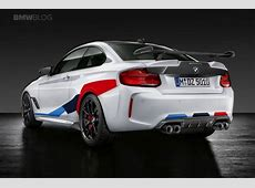 A closer look at the BMW M2 Competition with M Performance