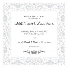 commitment ceremony printable certificates templates