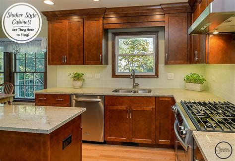 Furniture Style Kitchen Cabinets by Shaker Style Cabinets Are They Here To Stay Home
