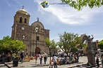 Tequila, a magical town in Jalisco, Mexico