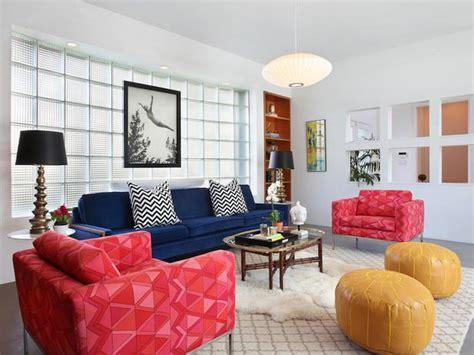 Living Room Poufs by Moroccan Inspired Living Room Hgtv Design Design