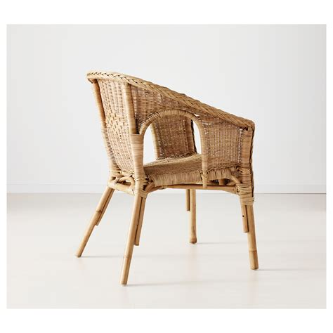 chaise rotin ikea agen chair rattan bamboo ikea