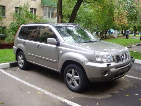 nissan x trail 2005 2005 nissan x trail photos informations articles
