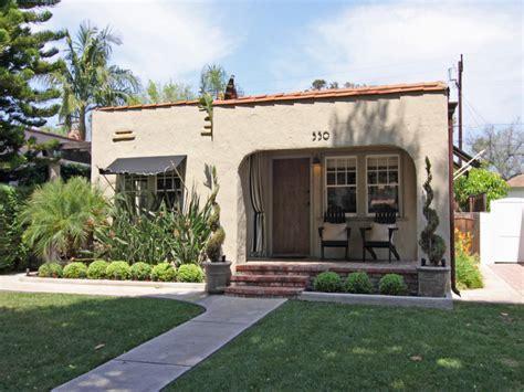 Bungalow decorating ideas, modern california bungalow
