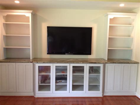 built in tv cabinet dining room built in wall unit hand crafted built in tv