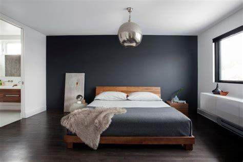 mur chambre décoration chambre mur gris exemples d 39 aménagements