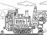 Coloring Steam Wales Train Engine Colouring Pages Ivor South Tv 70s Drawings English Jones sketch template