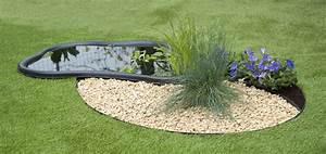 Bordure De Jardin : bordure jardin plastique h 9 cm x 15 m noire ~ Melissatoandfro.com Idées de Décoration