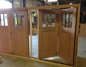 porte de garage ouverture pliante budget maisoncom With porte de garage pliante isolante