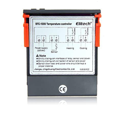 digital stc 1000 all purpose temperature controller thermostat aquarium sensor