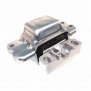Volkswagen Jetta Manual Transmission Mount  Left  Engine