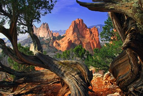 Garden Of The Gods Colorado, Us  Feel The Planet