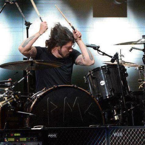 Dave Grohl Drum Set