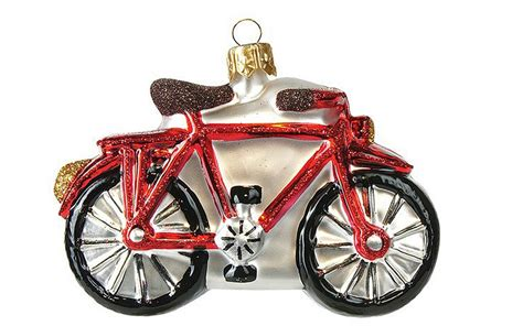bicycle christmas ornaments seatpost nyc cycling events link velojoy