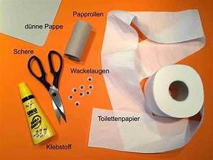 Halloween Sachen Basteln : kinderleicht eine mumie aus papier basteln hello mime ~ Whattoseeinmadrid.com Haus und Dekorationen